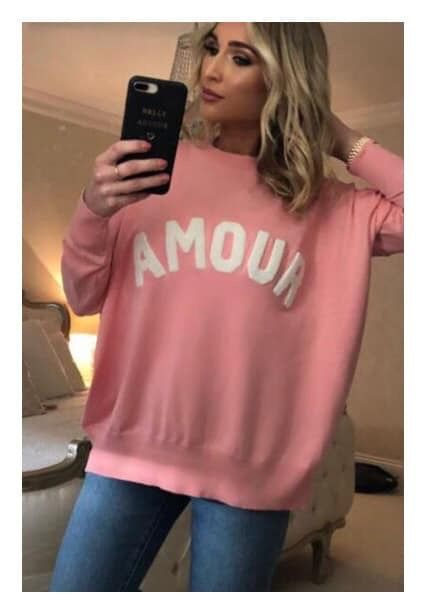 Amour Jumper Knits